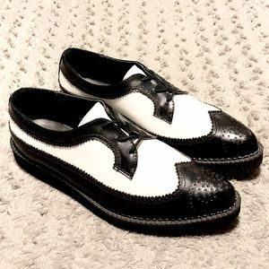 Men's T.U.K. Wingtip Creepers paid $120 Size 12